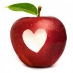 Apple & Heart