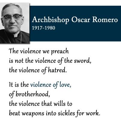 Lysander likewise Quotes About Color likewise The Who Have A Voice Must Speak For Those Who Are Voiceless Quote 199326 likewise Pedro Arrupe S J 4 further Our Lady Of Guadalupe Prayer. on oscar romero quotes