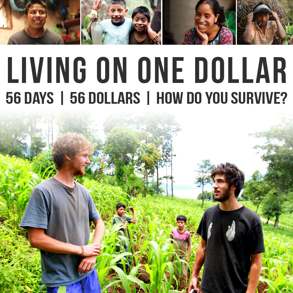 INTERVIEW: Living on One Dollar a Day Documentary