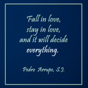 arrupe quote